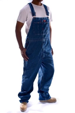 Dickies Bib overall denim