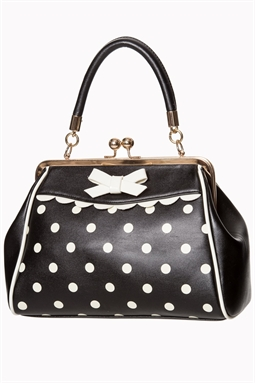 Crazy litte thing bag white/black