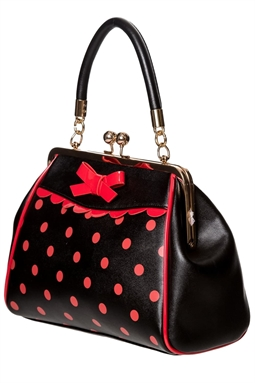 Crazy little thing bag Red/black