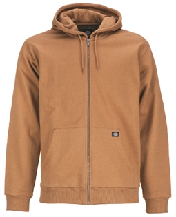 Dickies Lined Hoodie Brown Duck Dickies
