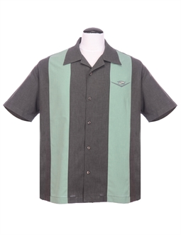 Classic cruising Button up mint