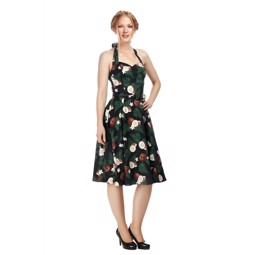 Collectif Beth Coconut Swing dress