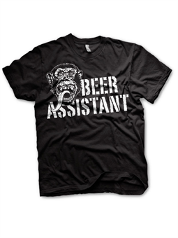 Gas Monkey Beer Assistant