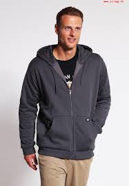 Dickies Lined Kingsley Hoodie Charcoal