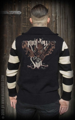 Racing Sweater R´n´R´by Rumble59