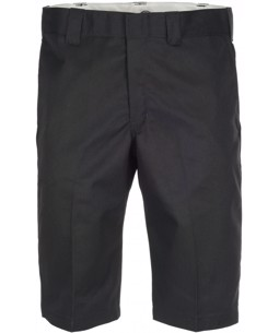 "Dickies Slim 13"" Shorts Black"